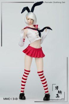 Trang Phục Thủy Thủ Sailor 1/6 Manmodel 1/6 MM013