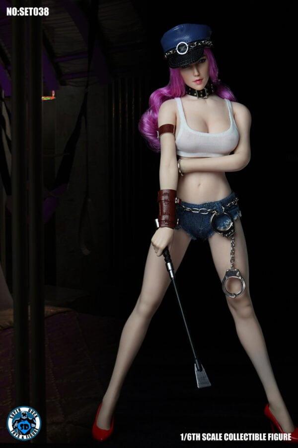 SUPER DUCK SET038 Fighter Girl + Body Phicen S07C