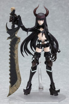 figma Black Gold Saw REALLIKENEW