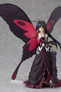[Pre-Owner] figma Kuroyukihime: School Avatar ver REAL & LIKENEW