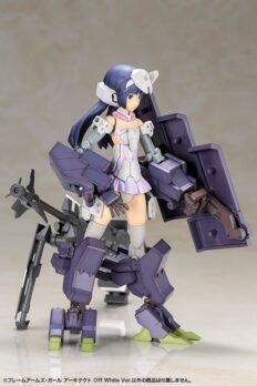 Frame Arms Girl Architect Off White Ver