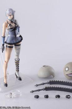 Figma NieR RepliCant/Gestalt: Kaine Bring Arts