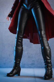 Avengers Scarlet Witch Boots 1/6 Scale