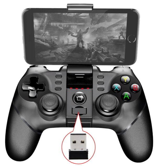 [Có Sẵn] Tay cầm iPega PG 9076 chơi Liên Quân, PUBG, trên Android, iOS, PC