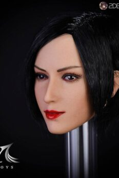 1/6 Scale YMTOYS Ada Wong Asia Girl Head Sculpt