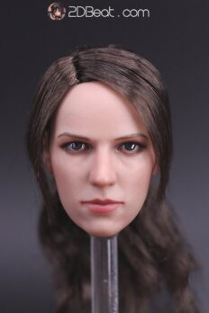 "1/6 ZCtoys Metal Gear Solid Quiet Head Sculpt For 12"" Figure"