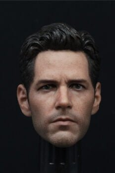 Paul Rudd Ant-man 2.0 Head Sculpt 1/6