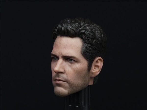 Paul Rudd Ant-man 2.0 Head Sculpt 1/6