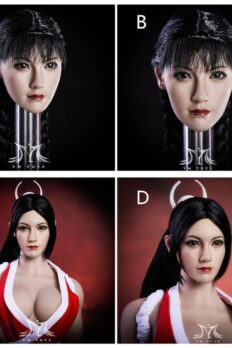 Head Asia 1/6 YMTOYS YMT08 Sutan & Pale Skin