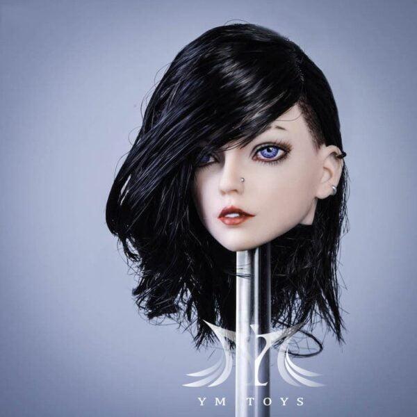 YMTOYS Arthur Female Head Sculpt Manga Ver 1/6 Scale