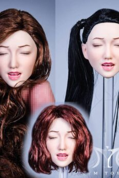 1/6 YMTOYS Handsculpt Beautiful Lola Female Hair Transplant For Phicen Hottoys UD