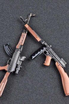 Móc Khóa AK 12cm PUBG