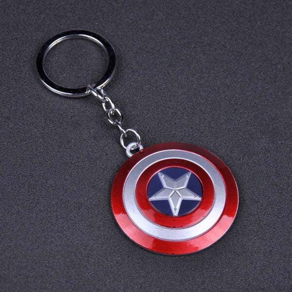 [Có Sẵn] Móc khóa Khiên Captain America