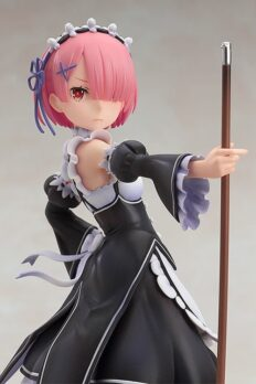 [Order] Re:ZERO -Starting Life in Another World- Ram 1/7 Figure