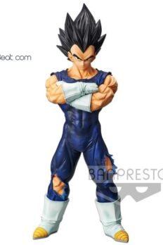 Dragon Ball Z Grandista Nero Vegeta Banpresto GamePrize