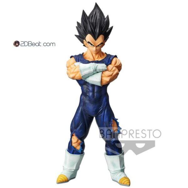 Banpresto Dragon Ball Z Grandista Nero Vegeta