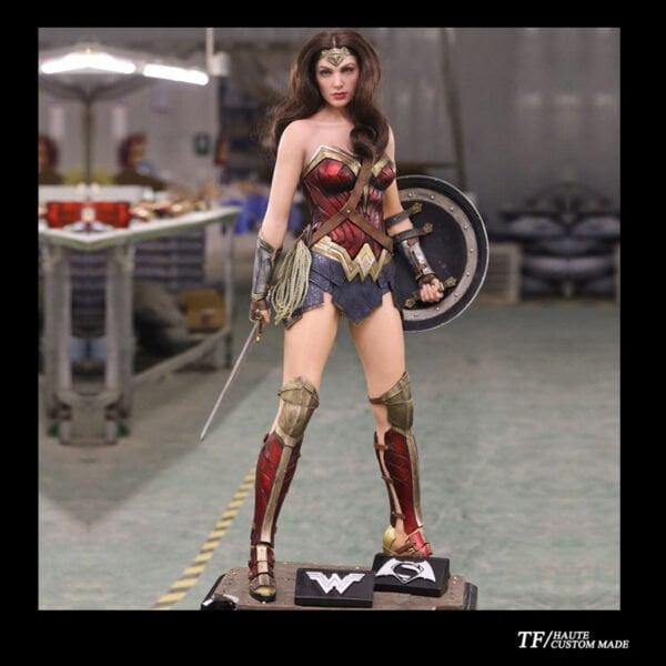TFTOYS Wonder Woman 1:2 Scale from Batman v Superman DC