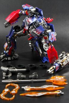 [In-Stock] Optimus Prime BMB LS03F Commander Of The God Of War
