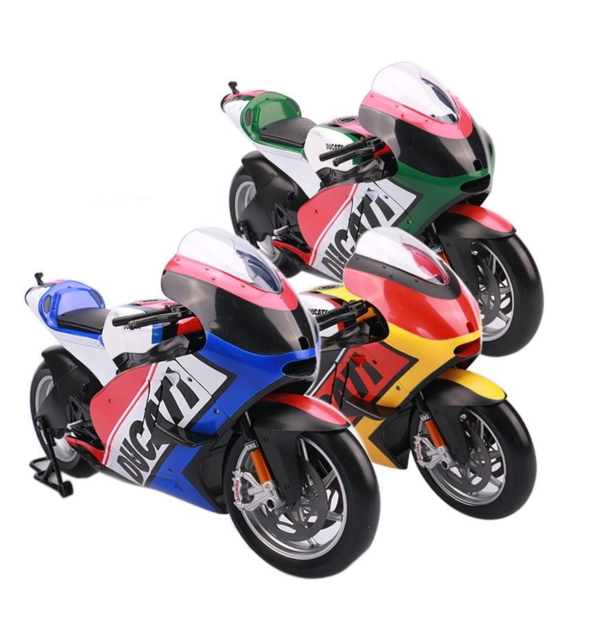 "onesixth 1//6 Scale Car Ducati Desmosedici Italy Design Motorcycle For 12/"" Figure"